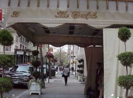 Hotel Carlyle Marquee